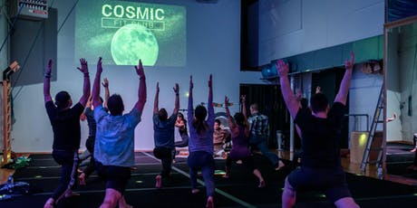Cosmic Yoga with Live Music tickets