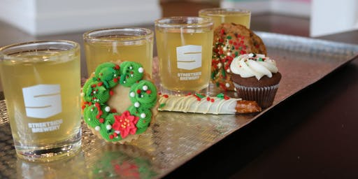 Holiday Treats Beer Pairing!