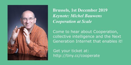Cooperation at Scale, Next Generation Collective Intelligence and Internet! tickets