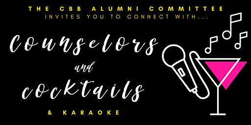 CBB Alumni Committee Presents Counselors and Cocktails, December 2019