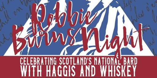 Robbie Burns Night Celebration