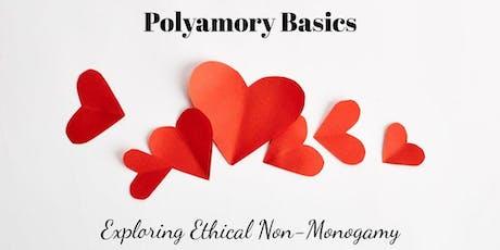 Polyamory Basics ~ Exploring Ethical Non-Monogamy tickets