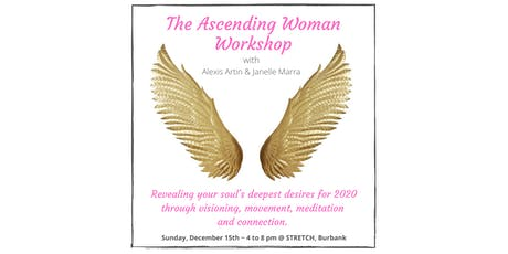 The Ascending Woman Workshop tickets