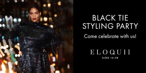 Black Tie Styling Celebration