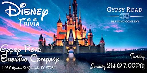 Disney Movie Trivia at Gypsy Road