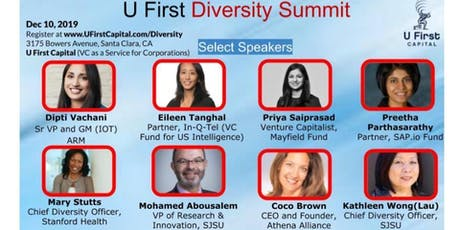U First Diversity Summit tickets