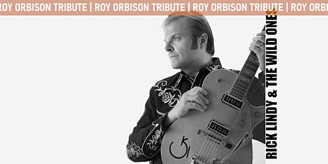 Salute to Roy Orbison (Rick Lindy and the Wild Ones) tickets