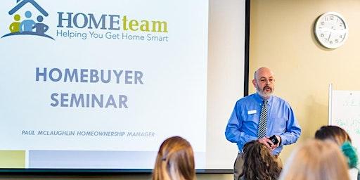 Manchester Home Buyer Seminar