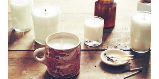 Hand Poured Candle Workshop with Magic Maker Candles