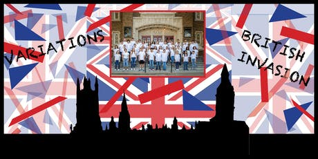 Variations Show 2020: British Invasion! - February 23, 2020 tickets