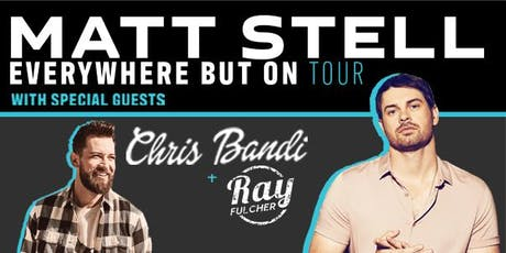 Matt Stell at The Bluestone tickets