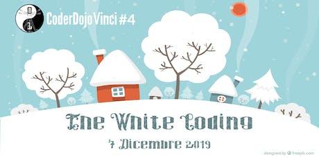 CoderDojo Vinci #4 - The White Coding biglietti