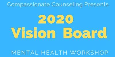 Mental Health Vision Board Workshop