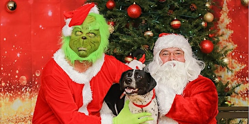 4th Annual Cookies & Cocoa with Santa Paws & The Grinch