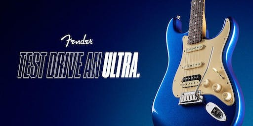Fender Ultra Test Drive Event At Cream City Music