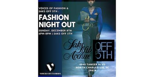 A Fashion Night Out