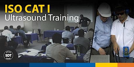 ISO CAT 1 Ultrasound - Houston, TX tickets