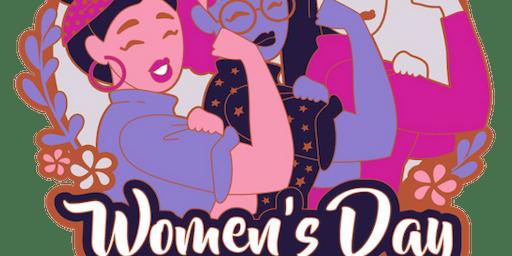 2020 International Women's Day 1M 5K 10K 13.1 26.2 –Columbus