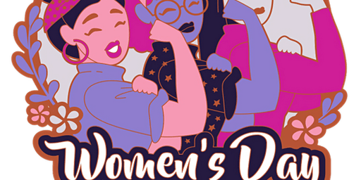 2020 International Women's Day 1M 5K 10K 13.1 26.2 –Tulsa