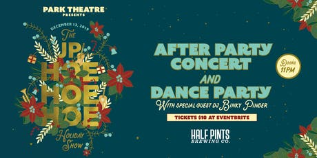 JP Hoe Hoe Hoe Holiday Show - AFTER PARTY tickets