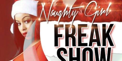 Naughty Girl Freak Show