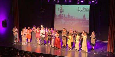 Reserva de vacante para Seminario de Teatro Musical