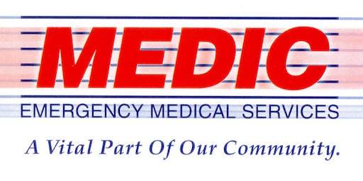 BLS Healthcare Provider CPR Class ($25/Person)