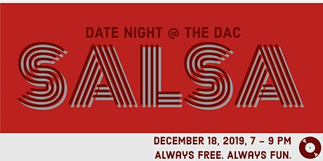Date Night At The DAC: Salsa! tickets