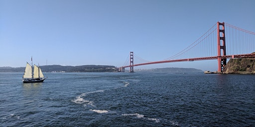 Sunday Eco Sail- Marin Headlands to Point Bonita Lighthouse