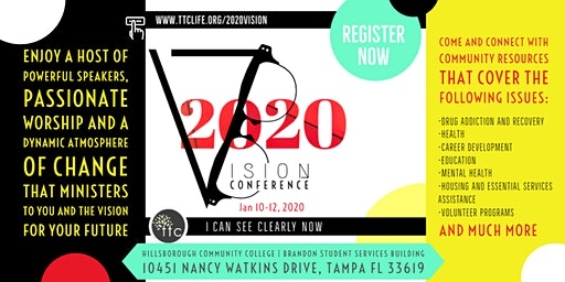 2020 Vision Conference: I Can See Clearly Now