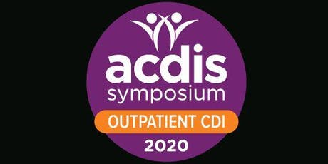 ACDIS Symposium: Outpatient CDI Conference  (ahm) S tickets