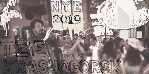 TZE - Krasnogorsk - New Years Eve
