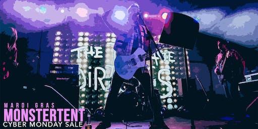 Monster Tent - Soulard Mardi Gras 2020