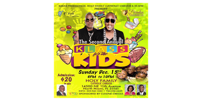 The Second Annual Klass For The Kids