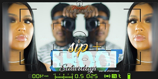Sip + Shoot Saturdays ( Unlimited Professioal Photo w/Andrew Gittens)