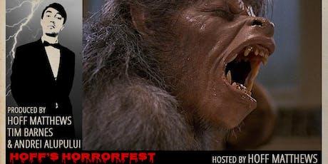 Hoff's Horrorfest: An American Werewolf in London tickets