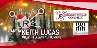 Free Mount Pleasant Business Rockstar Connect Networking Event (December, near Charleston)