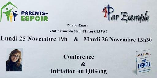 Conférence et QiGong