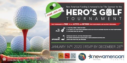 2020 Hero's Golf Tournament