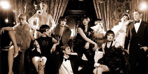 """New Year's Party Roaring 20's """"Flapper style"""""""