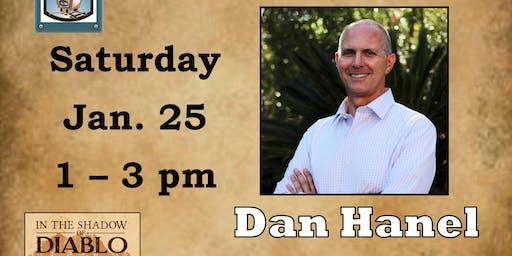 Book Talk & Signing by Dan Hanel