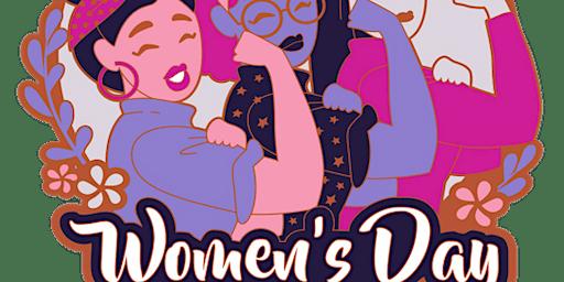 2020 International Women's Day 1M 5K 10K 13.1 26.2 –San Jose