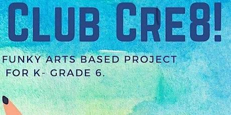 Club Cre8 No School Friday June 12 tickets