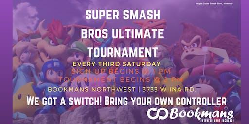 Super Smash Bros. Saturday Ultimate Tournament