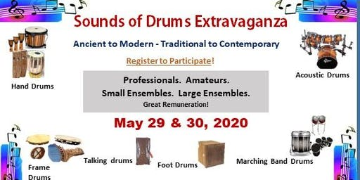 Sounds of Drums Extravaganza