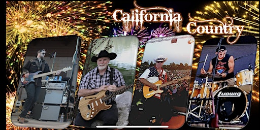 Country New Years Eve Party with California Country!