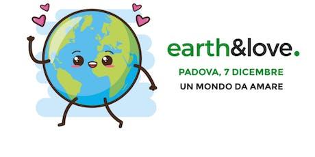 EARTH&LOVE: UN MONDO DA AMARE tickets