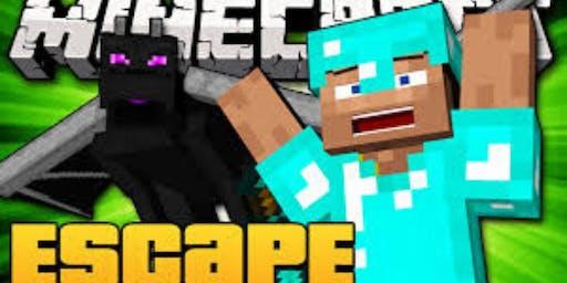 Kids Minecraft Escape Room