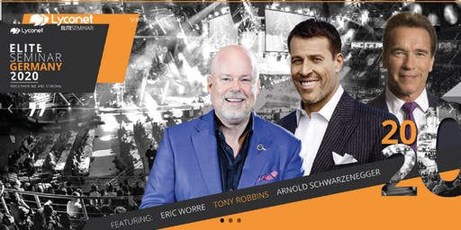 Elite Seminar 2020 - the biggest network marketing event in Europe