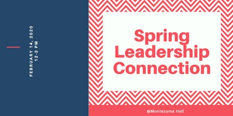 2020 SPRING LEADERSHIP CONNECTION tickets